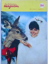 Das Schweizer Magazin 284, Claudia Cardinale, Barbara Bryl, Katherine Walsh