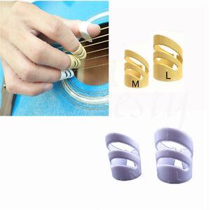 3-Pcs-Guitar-Thumb-Finger-picks-Acoustic-Electric-Guitar-Stringed-Instrument-M-L