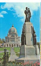MONTREAL, QUEBEC-SAINT JOSEPH STATUE-ORATORY-1966-(STATUE-591)