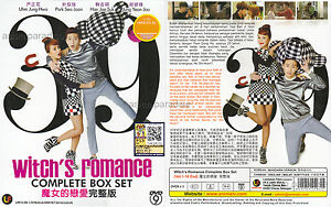 WITCH-S-ROMANCE-LOVE-1-16-End-2014-Korean-Drama-DVD-English-Subs