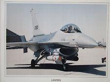 DOCUMENT 1 PAGE RECTO VERSO MARTIN MARIETTA LANTIRN INFRARED SYSTEM F-16C/D