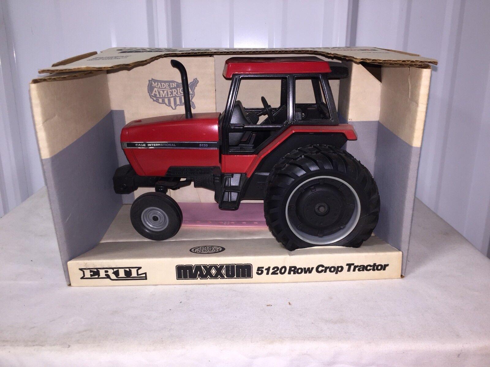 ERTL ERTL ERTL Case International Special Edition Maxxum 5120 Row Crop Tractor 1 16 NIB c729b4