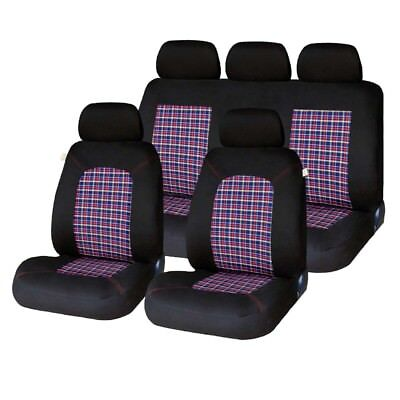 Premium Quilted Pet Hammock Rear Seat Cover Vauxhall Vectra C 2003-2008