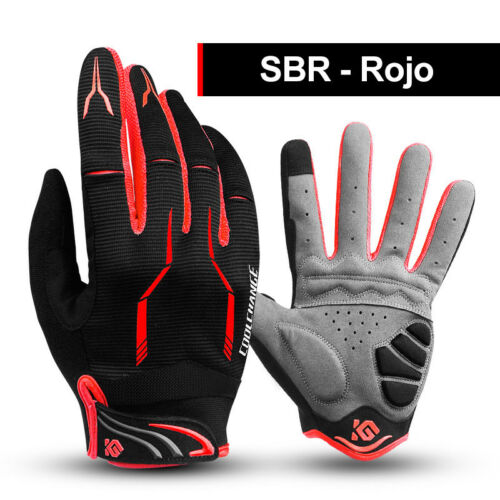 Winter Cycling Gloves Bicycle MTB Bike Motorcycle Full Finger Gloves Touchscreen