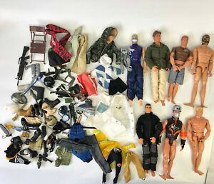 1990s-12-Action-Man-Figure-Doll-Weapons-Accessories-GI-Joe-M-amp-C-Formative-Lot-19