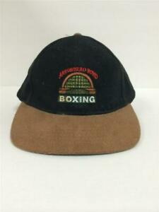 Vintage Original Anaheim Arrowhead Pond Boxing Hat  - #229A