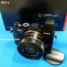 SONY DSC-RX1R II RX1RM2 Carl Zeiss 35mm F2.0 13 Languages Selectable Wi-Fi NFC