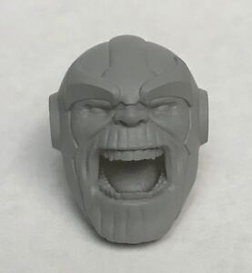 Marvel-Legends-ML-1-12-Custom-Sculpted-Thanos-Head-Resin-Cast