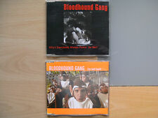 Bloodhound Gang cd lot Why's Everybody The Bad Touch NEW Mope Hooray For Boobies