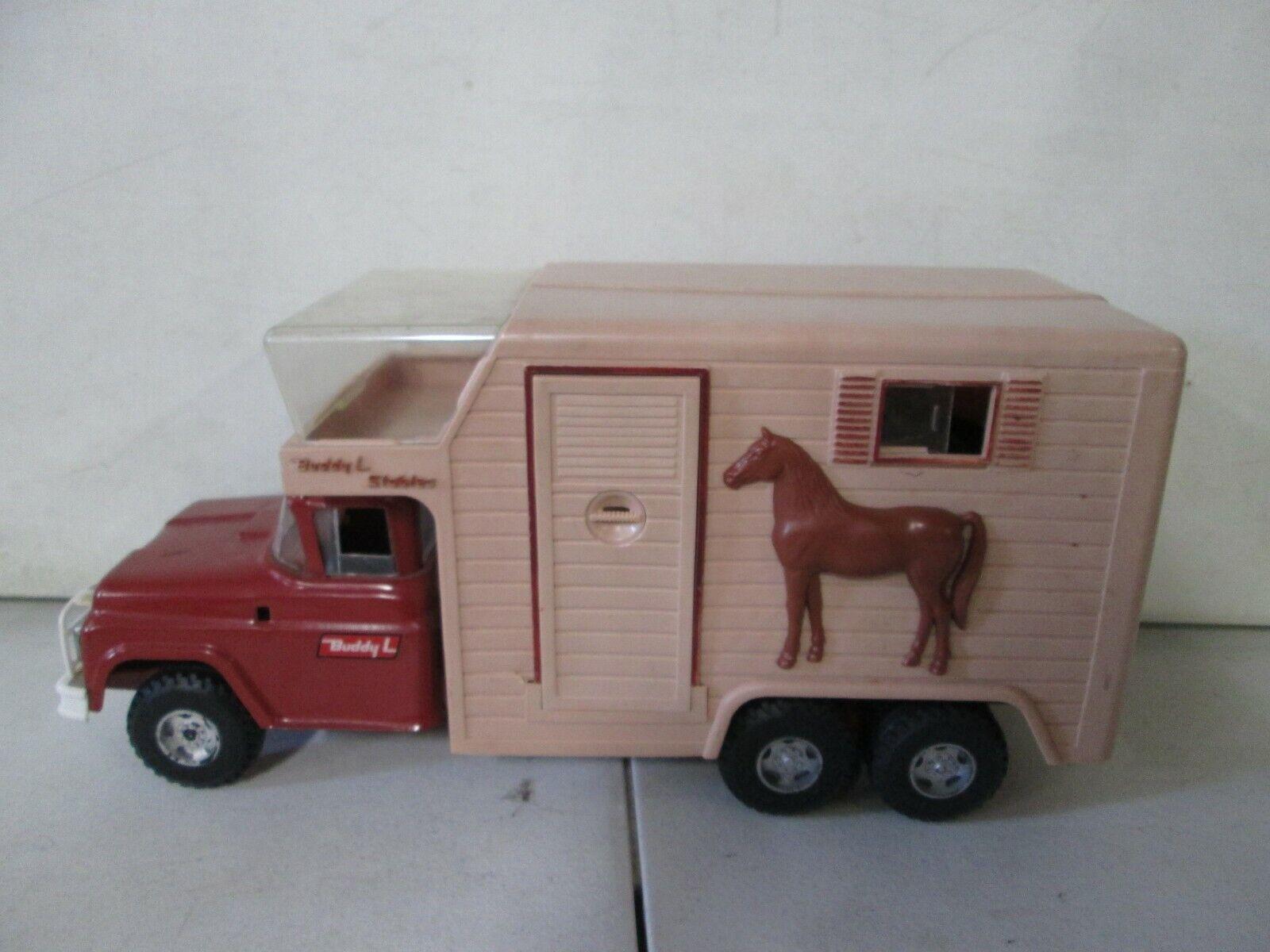 Buddy L Horse Truck w  Horses