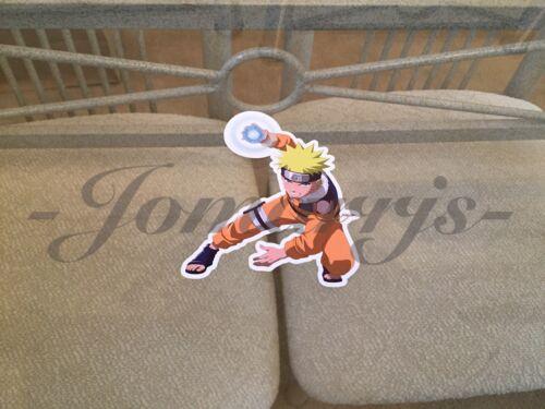 Anime Naruto Shippūden Sticker Decals Vinyl Sign Comic *3 Sizes* Naruto