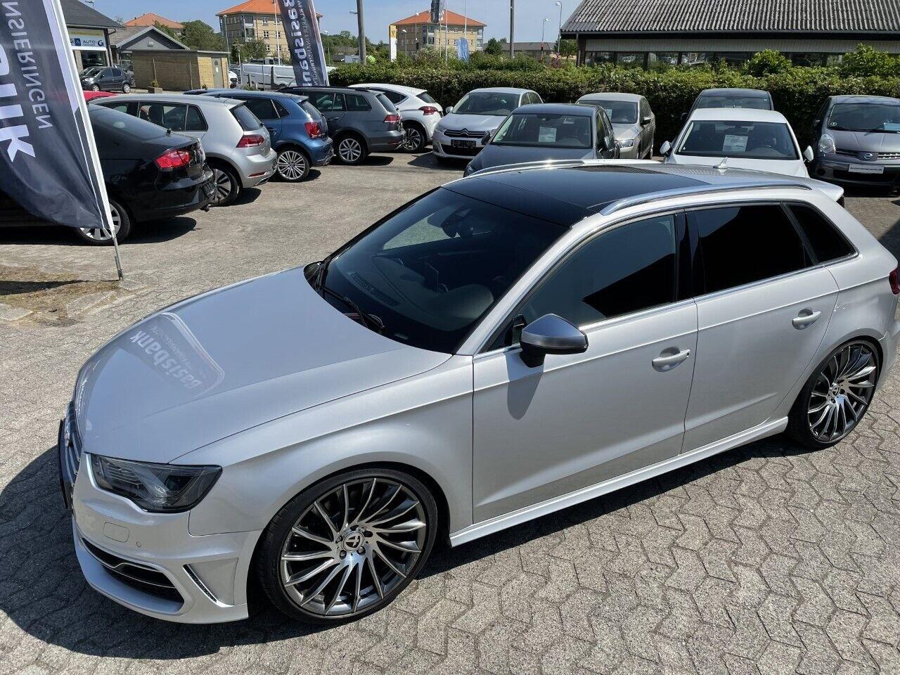 Audi S3 2,0 TFSi Sportback quattro S-tr. 5d