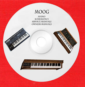 image is loading moog-audio-repair-service-manuals-and-owner-manuals-