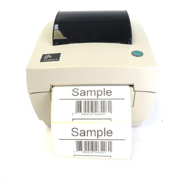Zebra LP2844Z Label Printer - USB / Serial / Parallel - Royal Mail Recommended