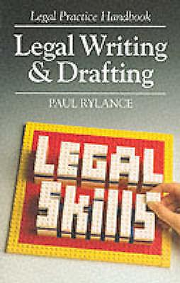 Titman, Barry : Legal Writing (Legal Practice Handbooks)