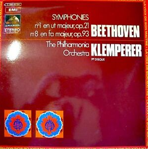 KLEMPERER-PHILHARMONIA-ORCH-symphonie-1-8-BEETHOVEN