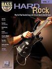 Bass Play-Along: Hard Rock: Volume 7 by Hal Leonard Corporation (Paperback, 2011)