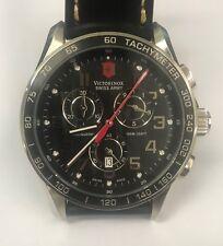 Swiss Army Chron Classic 241444 Wrist Watch for Men
