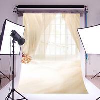 3x5ft Indoor Window Vinyl Studio Backdrop Photography Prop Background 2511