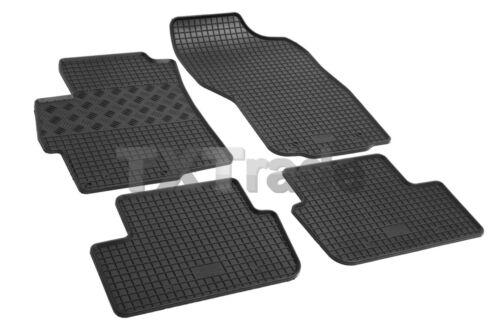 Fußmatten passgenau TOP Qualität MITSUBISHI LANCER ab 2008 Gummifußmatten