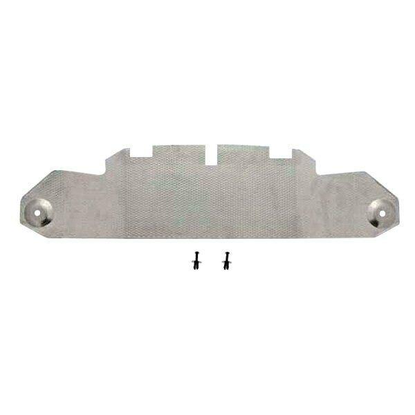 Mini R55 R56 R57 R58 R59 Cooper Hood Scoop Heat Shield with Rivets Genuine NEW