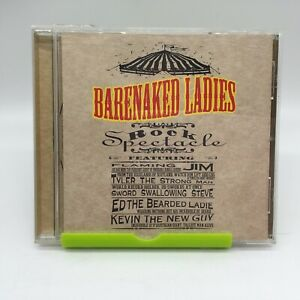 Rock Spectacle by Barenaked Ladies CD Nov-1996 Reprise New
