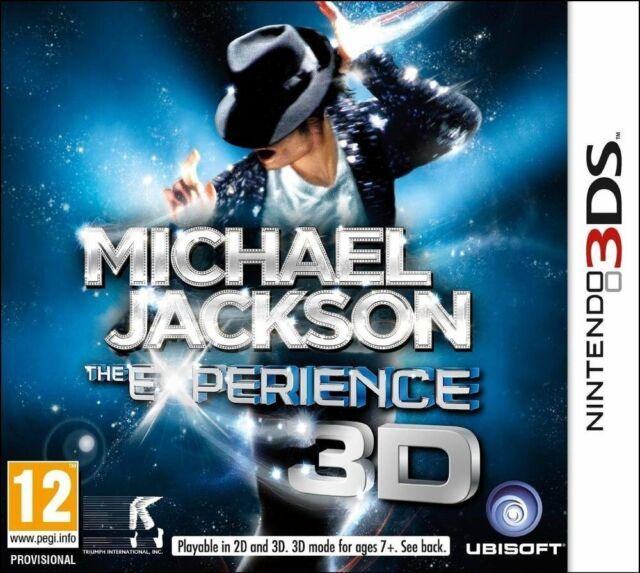 Michael Jackson : The experience  - Nintendo 3DS