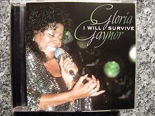 CD Gloria Gaynor / I will Survive – Album 1999