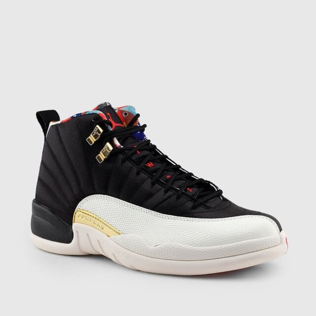 watch 692c3 5439f Nike Air Jordan Retro XII 12 Chinese New Year 2019 Lunar CI2977-006 CNY 6.5  10.5