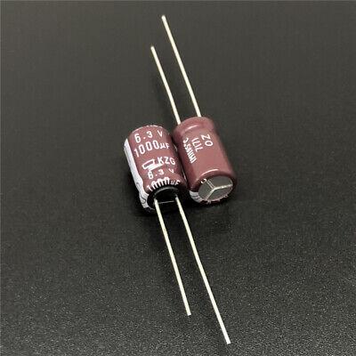 NEW 10 pcs 820uF 2.5V Low ESR motherboard Aluminum Solid Capacitor 2.5v820uf