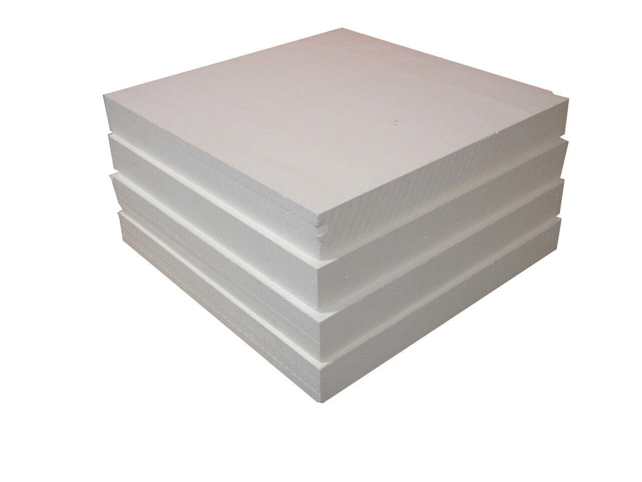 Promat Promasil 950 KS Isolierplatte Wärmedämmung 2 Platten 40 mm, 1000 x 500 mm