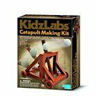 Kidz Labs Childrens Catapult Making Kit Medieval Toy Zfrdri K3g