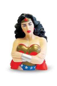 DC Comics Wonder Woman Bust Bank, New