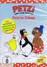 DVD NEU/OVP - Petzi und seine Freunde - Petzi im Schnee