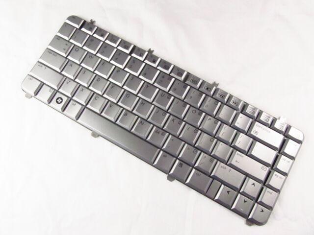 Silver HP Pavilion DV5 DV5T DV5Z DV5-1000 DV5-1235DX US Keyboard