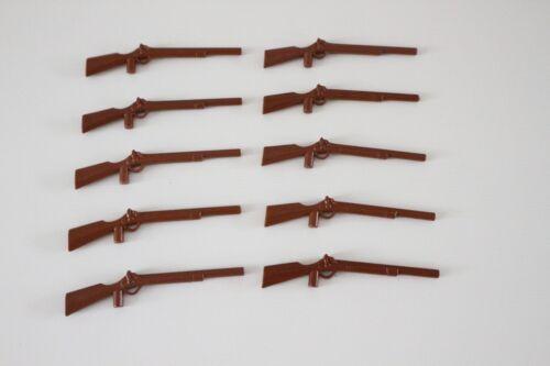 wild west carabine playmobil western set of 10 Gewehr τουφέκι rifle geweer