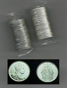 Canada 1952-2002 Uncirculated 7 Coin Mint Set Free Shipping!