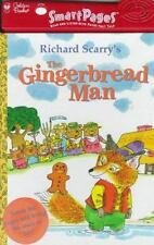 Gingerbread Man-ExLibrary