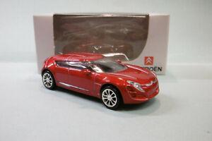 Norev - CITROEN Concept Car C-Métisse rouge Neuf NBO 3 inches 1/64
