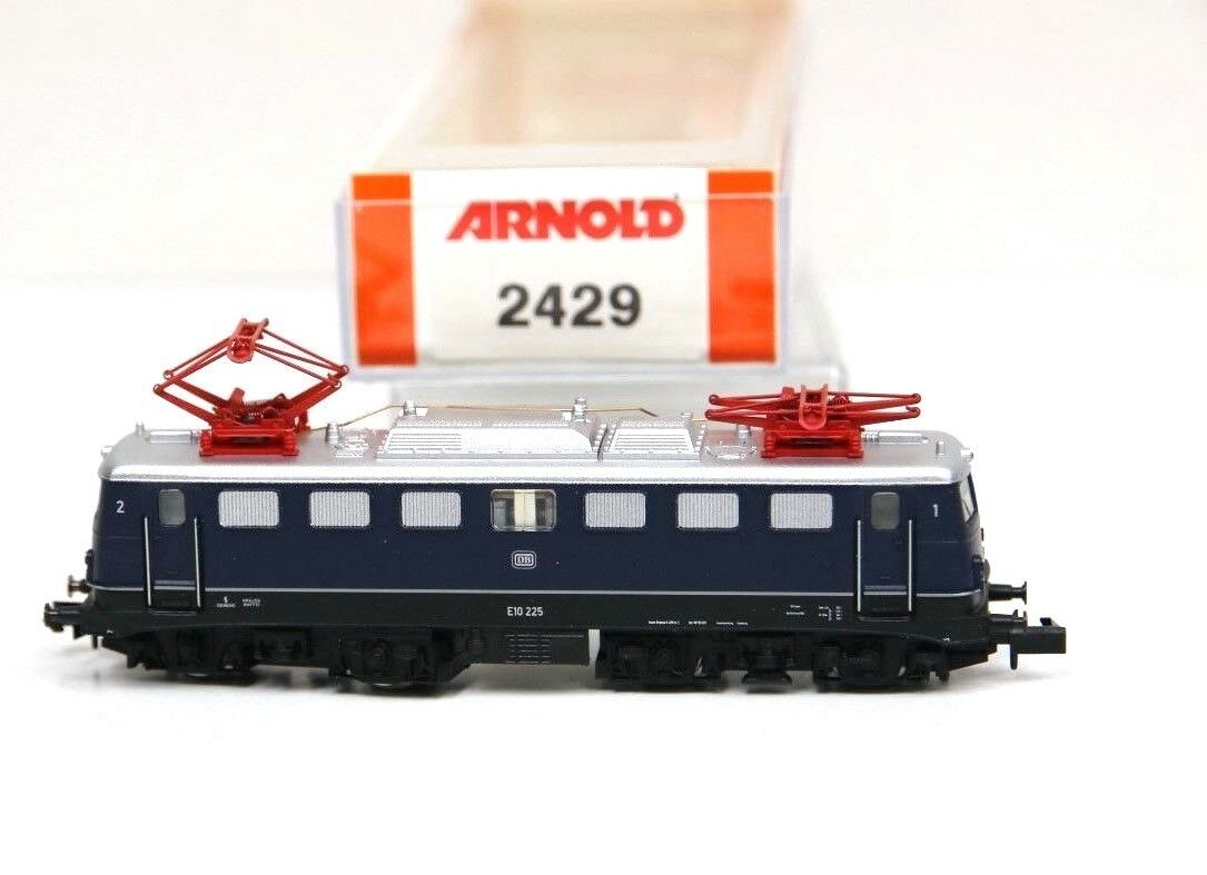 Arnold Spur N 2429 E-Lok BR E10 225 der DB in OVP (RB9220)