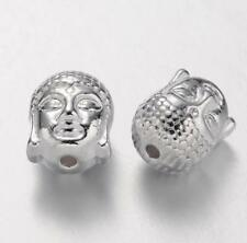 TOP QUALITY 20 TIBETAN SILVER ROUND SPACER BEADS 8mm TS28
