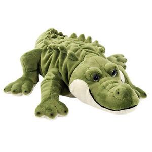 Crocodile-soft-plush-toy-17-034-43cm-stuffed-animal-Cuddlekins-Wild-Republic-NEW