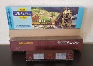 Vintage-Collectible-ATHEARN-SOUTHERN-PACIFIC-TRAIN-with-BOX-As-Is