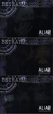 ALIAS SEASON 3 COMPLETE SET OF 3 BOX CARDS