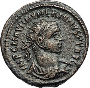 NUMERIAN-w-Jupiter-or-Carus-Authentic-Ancient-283AD-Roman-Coin-Tripolis-i67266