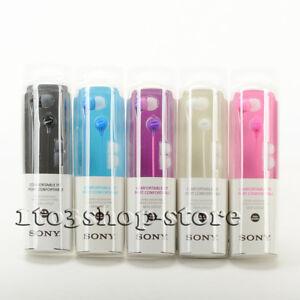 Sony-MDREX15LP-Stereo-In-Ear-Earphones-Earbuds-Dynamic-Lightweight-Black-White