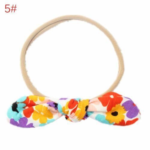 die ohren bogen knoten haarband kopfbedeckung ornament florale haarband
