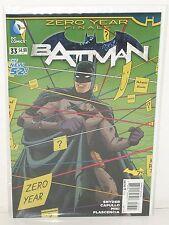 Batman #33 Zero Year Finale N52 New 52 Rivera Variant DC Comics 2014