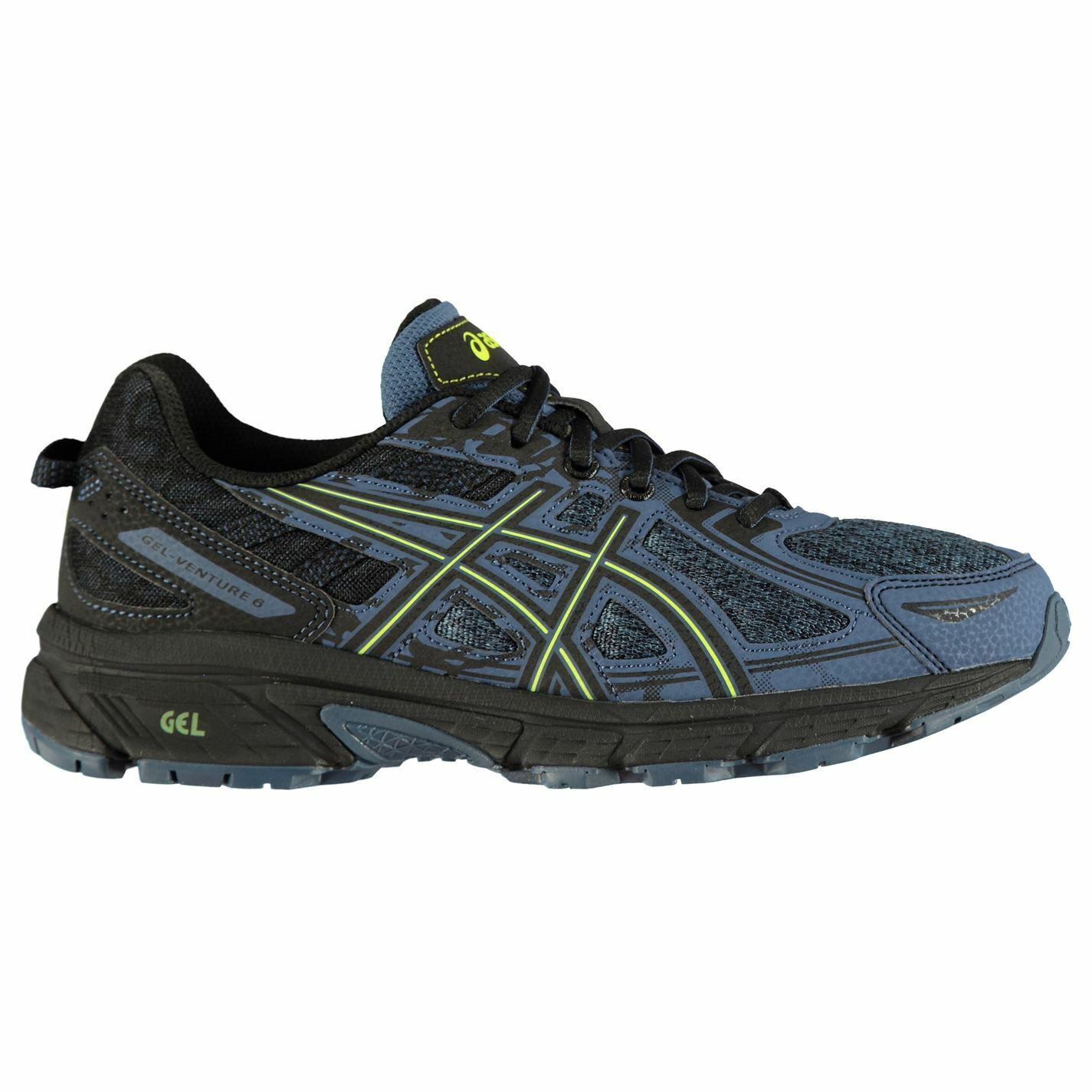 Asics Mens Gel Venture 6 Trail Running shoes Training