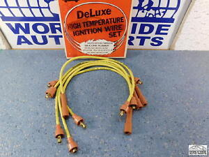 image is loading mazda-rx2-amp-rx3-ignition-wire-set-yellow-